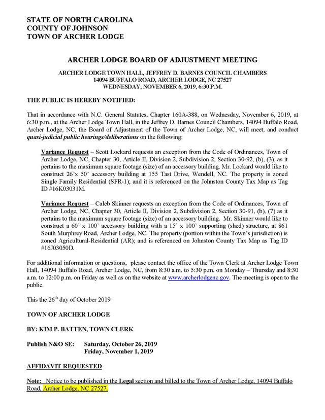 PUBLIC NOTICE - BOA MEETING NOTICE 11.06.19.jpg